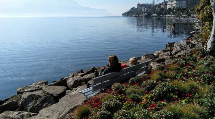 Montreux and the Alpine Vacation