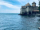 The historical Chillon Castle